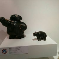 Photo taken at Museum of Inuit Art by Tyler on 7/16/2015