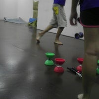 Photo taken at Yabe Diabolo Training Centre by Lief S. on 2/7/2013