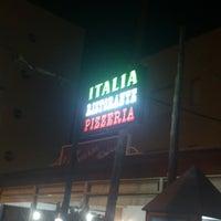 Foto tomada en Pizzeria Italia por Javi B. el 8/1/2013