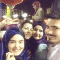 Photo taken at Adapark Kavakli Lunapark by Cansu A. on 6/11/2016