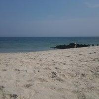 Photo taken at Karge Street Beach by Beth G. on 8/21/2013