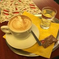 Photo taken at Vagón Café by Linda T. on 8/10/2016