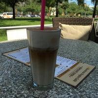 Photo taken at Vagón Café by Linda T. on 7/4/2016
