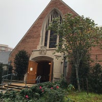 Photo taken at St. George Episcopal Church by Dan V. on 11/5/2017