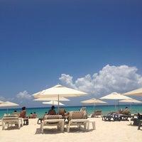 Photo taken at Mamita's Beach Club by Elizabeth H. on 6/14/2013