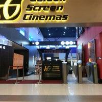 Photo taken at Golden Screen Cinemas (GSC) by Bendix V. on 5/2/2013