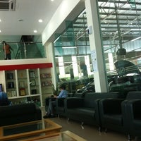 Photo taken at Perodua Sales & Service Centre Glenmarie by Fadhilah Z. on 12/17/2012