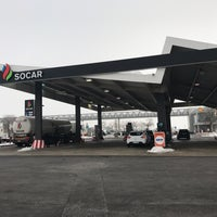 Photo taken at Socar by Antonio A. on 1/27/2017