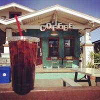 Photo taken at Jobot Coffee by Gabe W. on 5/24/2013