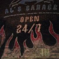 Photo taken at Al's Garage by Logan T. on 11/12/2013