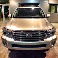 Photo taken at Hendrick Toyota Scion Wilmington by LOYALTOYOTA on 1/14/2014