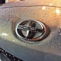 Photo taken at Hendrick Toyota Scion Wilmington by LOYALTOYOTA on 1/20/2014
