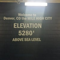 Photo taken at SpringHill Suites Denver Downtown by Dave F. on 4/28/2018