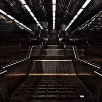 Photo taken at MTA Subway - Roosevelt Island (F) by Saad K. on 9/24/2014