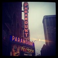 Photo prise au Paramount Theatre par Bianca S. le2/21/2013