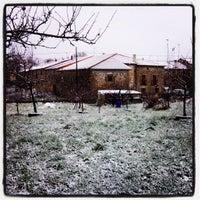 Photo taken at Huerta de arriba by Kilian C. on 12/25/2013