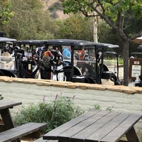 Photo taken at Arroyo Trabuco Golf Club by Aaron C. on 10/19/2017