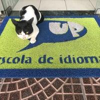 Photo taken at Up Escola de Idiomas by Lisiane C. on 4/18/2018