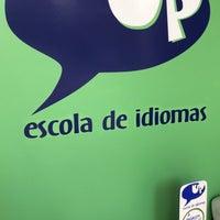 Photo taken at Up Escola de Idiomas by Lisiane C. on 4/4/2018