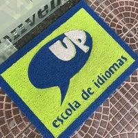 Photo taken at Up Escola de Idiomas by Lisiane C. on 2/28/2018