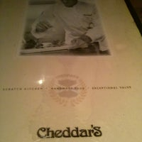 Photo taken at Cheddar's Scratch Kitchen by ChristinayJuan C. on 9/29/2014