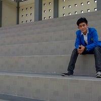 Photo taken at Universitas Islam Riau (UIR) by Nofri H. on 8/22/2013