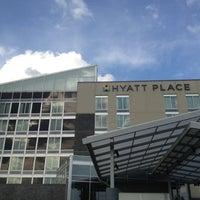 Photo taken at Hyatt Place Lexington by Bob W. on 10/5/2012