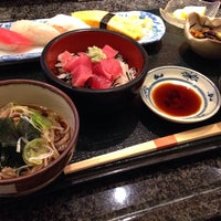 Photo taken at 旬香酒稲 辰巳 by Satoshi S. on 5/13/2014
