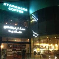 Photo taken at Starbucks by Yasser A. on 1/18/2013