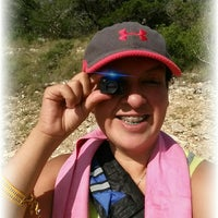 Photo taken at Hill Country State Natural Area by Griselda S. on 8/25/2014