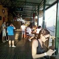 Photo taken at Bar da Vila by Hugo D. on 12/25/2012