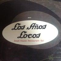 Photo taken at Los Años Locos by Luis C. E. on 9/29/2012