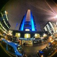 Photo taken at London Hilton on Park Lane by Mike H. on 1/29/2013