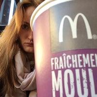 Photo taken at McDonald's by Masha K. on 9/27/2014