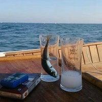 Photo taken at Beykoz Marina by Ahmet Ç. on 8/31/2014