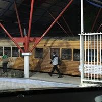 Photo taken at Andén Tren Urbano - Tres Rios by Gabriel C. on 4/19/2017