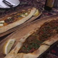 Photo taken at Ahmet's Turkish Restaurant by Mutsumimi T. on 12/10/2016