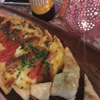 Photo taken at Ahmet's Turkish Restaurant by Mutsumimi T. on 11/3/2016