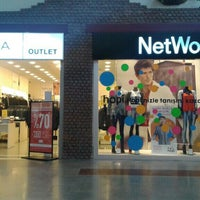 Photo taken at Network - Fabrika Outlet by Dilek . on 5/31/2015