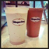 Photo taken at Haagen Dazs Philly by SouthPhillyPT on 6/5/2015