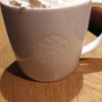 Photo taken at Starbucks by Thomas M. on 11/3/2015