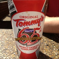 Photo taken at Original Tommy's Hamburgers by Alan R. on 2/25/2013