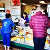 Photo taken at T.C. Pastry (Dim Sum Specialist) by Ed M. on 3/17/2014