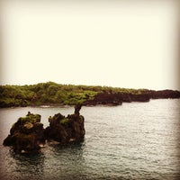 Photo taken at Waianapanapa State Park by Ed M. on 5/11/2013