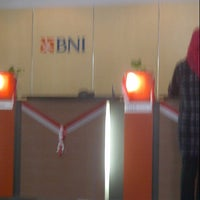 Photo taken at Bank BNI 46 Dobi by Yondanil S. on 8/20/2013