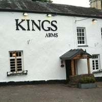 Photo taken at Kings Arms by Major Q. on 10/12/2013