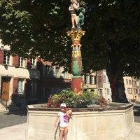 Photo taken at Altstadtstübli by Zeynep I. on 9/13/2016