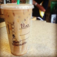 Photo taken at Starbucks by Maz C. on 10/21/2012
