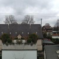 Photo taken at Steinheim an der Murr by Klaudia N. on 12/10/2013