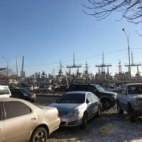 Photo taken at Вокзал Прибрежных Морских Сообщений by Seiji Y. on 1/4/2018